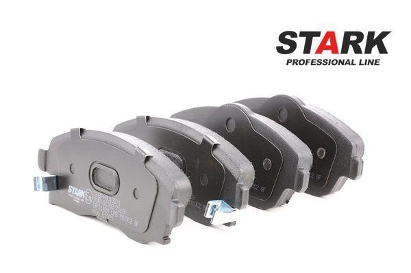 OEM Bremsbelagsatz, Scheibenbremse STARK SKBP0010071