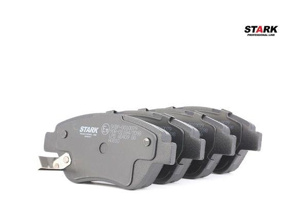 Bremsbelagsatz, Scheibenbremse Höhe: 53,3mm, Dicke/Stärke: 17,8mm mit OEM-Nummer 77363992