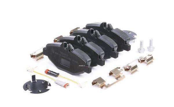 Fékbetét készlet, tárcsafék SKBP-0010119 E-osztály Sedan (W211) E 220 CDI 2.2 (211.006) Év 2004
