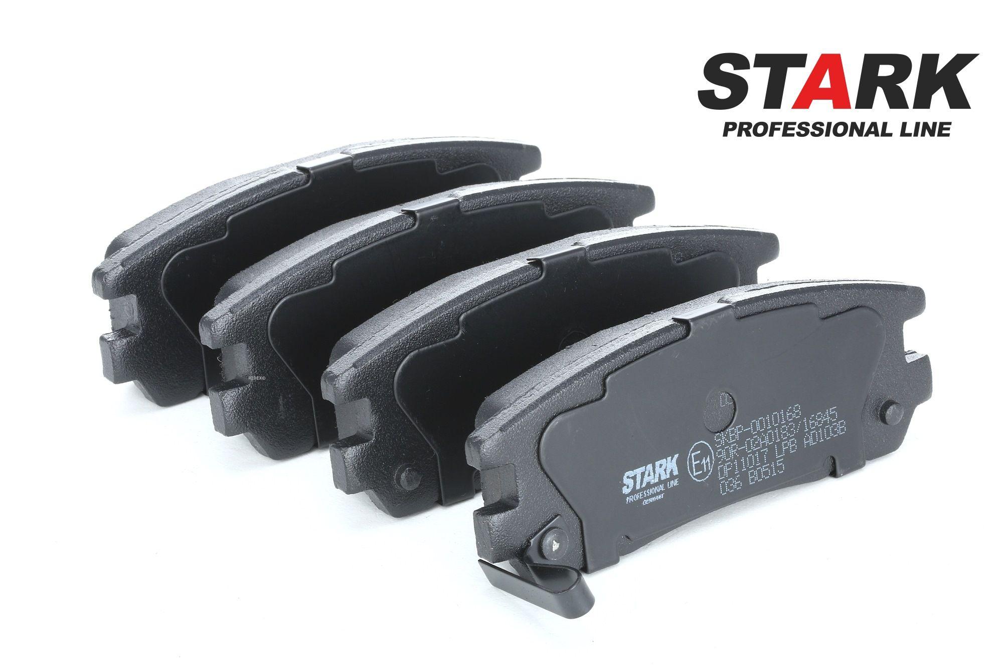 Juego de pastillas de freno STARK SKBP-0010168 evaluación