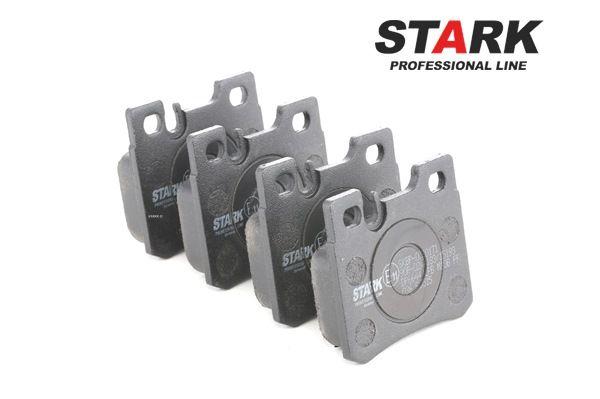 Bremsbelagsatz, Scheibenbremse Breite: 61,8mm, Höhe: 58,7mm, Dicke/Stärke: 15,2mm mit OEM-Nummer A 001 420 95 20