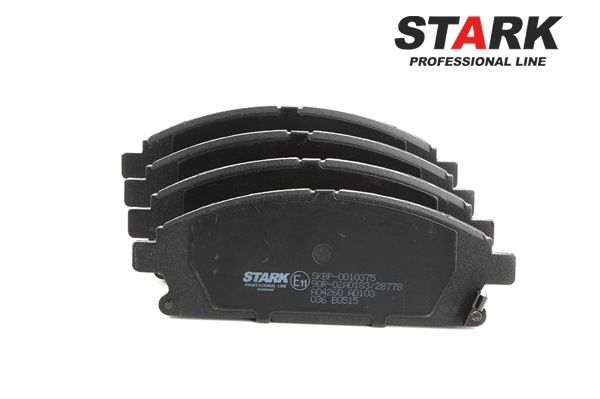 STARK Vorderachse, mit akustischer Verschleißwarnung SKBP0010375
