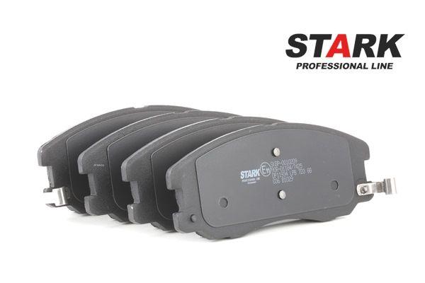 STARK Vorderachse, mit akustischer Verschleißwarnung SKBP0010209