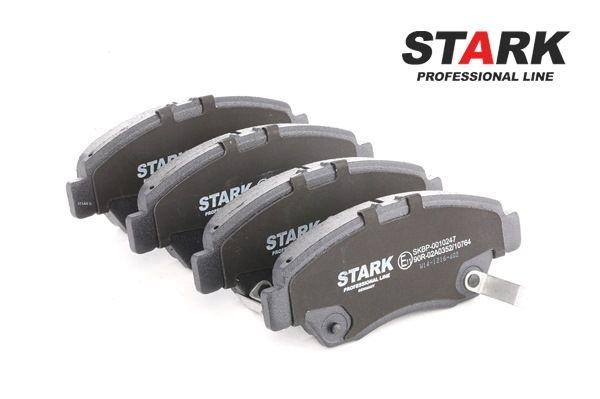 STARK Vorderachse, mit akustischer Verschleißwarnung SKBP0010247