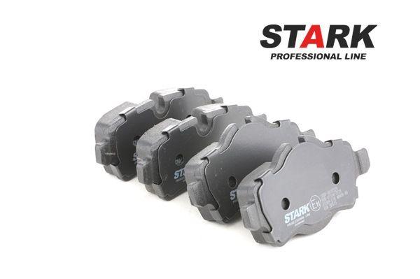 Brake Pad Set, disc brake Article № SKBP-0010329 £ 150,00