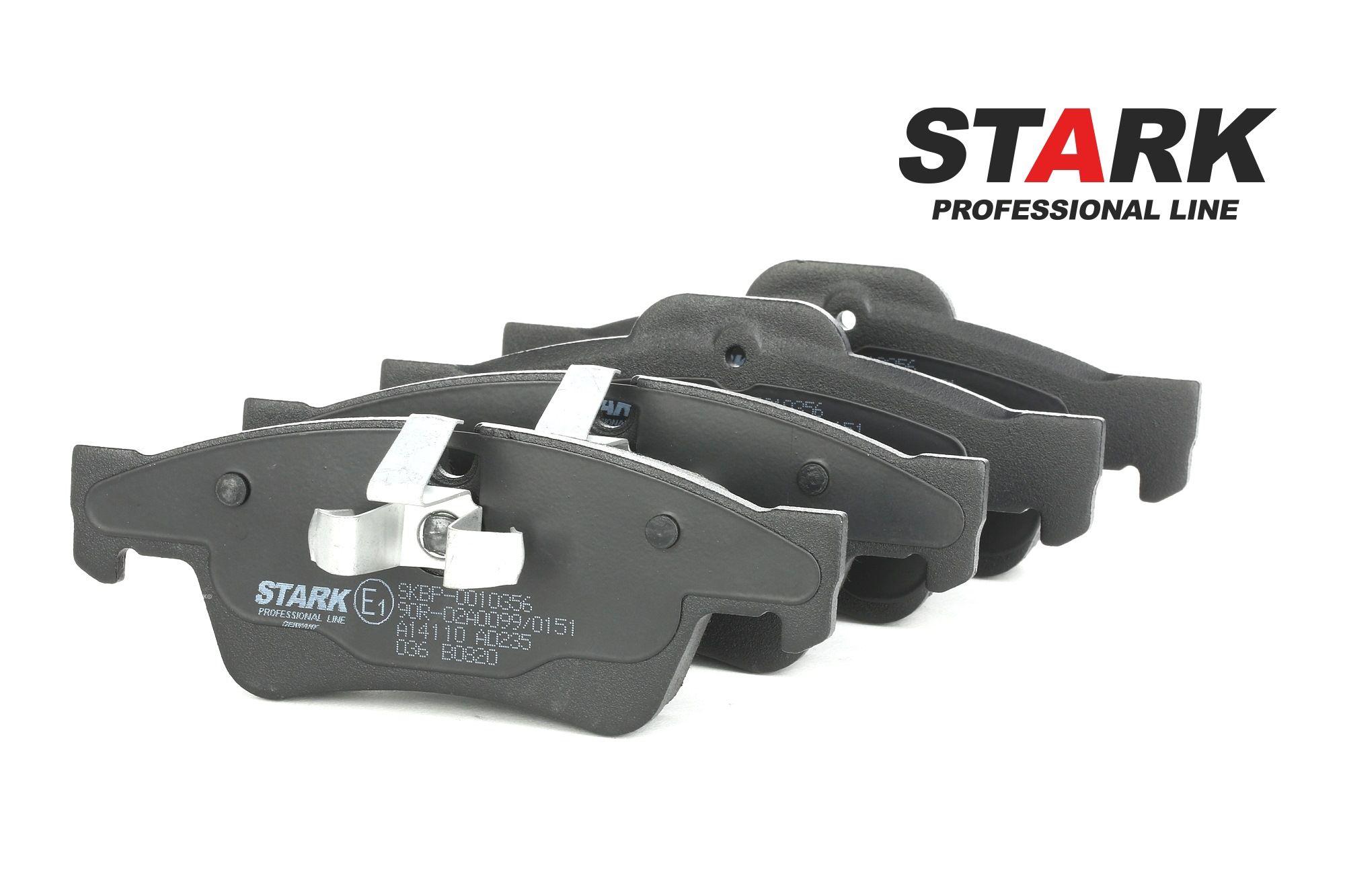 Rear Axle Disc Brake Pad Set Fits MERCEDES X164 W463 W251 W164 V251 0044205220