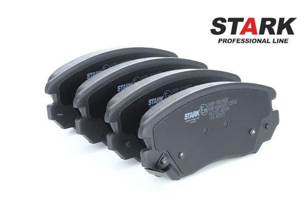 Bremsbelagsatz, Scheibenbremse Höhe: 59,6mm, Dicke/Stärke: 19mm mit OEM-Nummer 1605624
