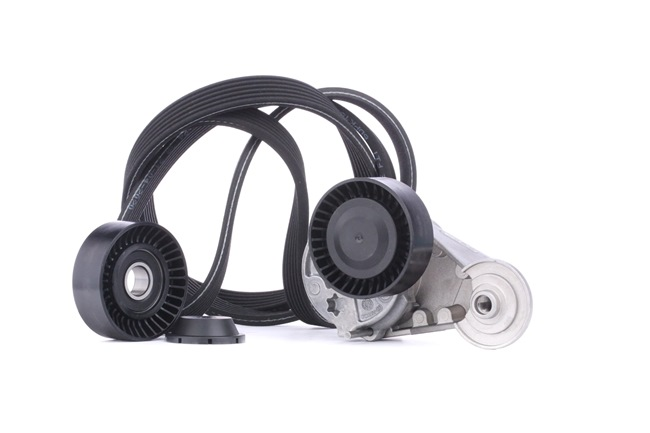 Poly v-belt kit GATES T36249 FleetRunner™ Micro-V® Stretch Fit®