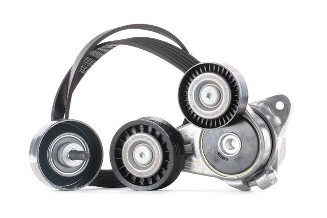 Poly v-belt kit GATES T39024 FleetRunner™ Micro-V® Stretch Fit®