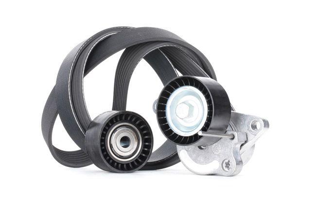 GATES Serpentine belt kit NISSAN FleetRunner™ Micro-V® Stretch Fit®