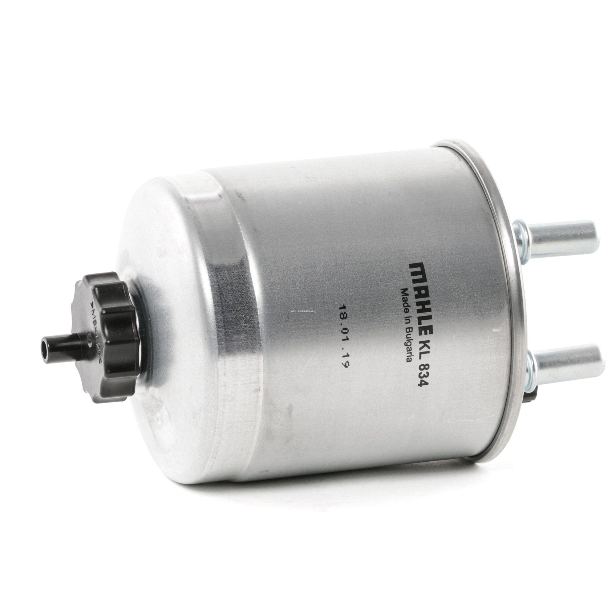 Filtru combustibil MAHLE ORIGINAL KL 834 nota