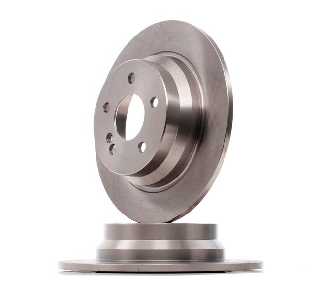 Bremsscheibe Bremsscheibendicke: 10mm, Lochanzahl: 5, Ø: 300mm mit OEM-Nummer A21 142 30 712