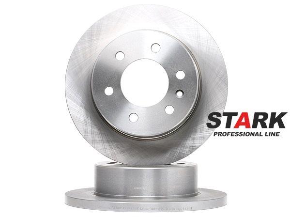 Bremsscheibe SKBD-0020260 CRAFTER 30-50 Kasten (2E_) 2.5 TDI Bj 2011