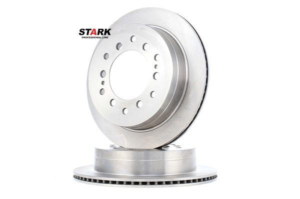 Disque de frein Épaisseur du disque de frein: 18mm, Ø: 312mm avec OEM numéro 42431 60 270