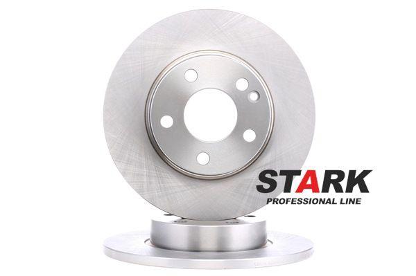 Bremsscheibe Bremsscheibendicke: 12mm, Lochanzahl: 5/6, Ø: 276mm mit OEM-Nummer A1694210012