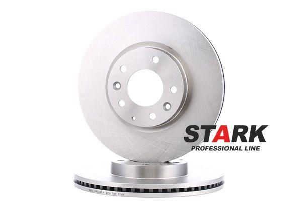 Bremsscheibe Bremsscheibendicke: 25mm, Lochanzahl: 5, Ø: 299,0mm mit OEM-Nummer G33Y-33-25X