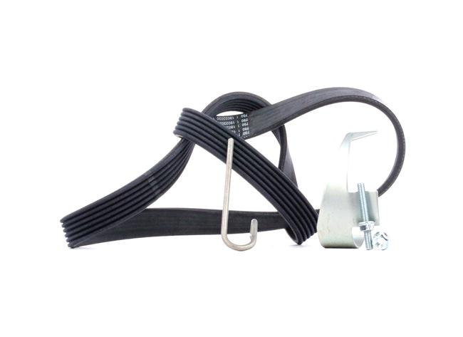 Poly v-belt kit CONTITECH 6PK1019