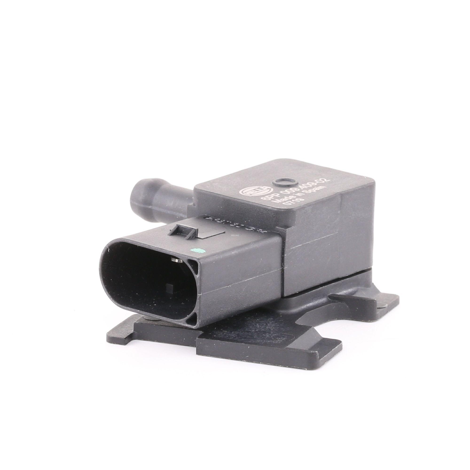 Sensor, Abgasdruck HELLA 6PP 009 409-021 Bewertung