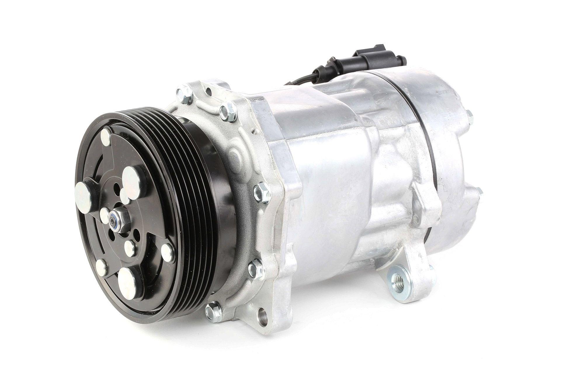 Compresor, aire acondicionado HELLA 8FK 351 125-751 evaluación