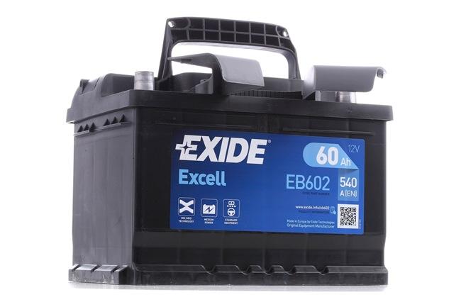 OEM Starterbatterie EXIDE 55046 für MINI