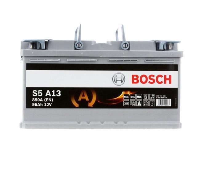 Starterbatterie 0 092 S5A 130 3 Limousine (E46) 320d 2.0 Bj 2002