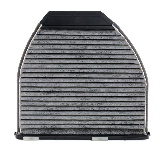 BOSCH Kabinový filtr MERCEDES-BENZ Filtr s aktivním uhlím