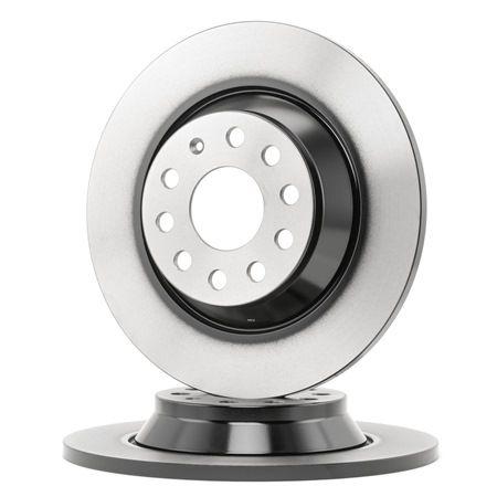 OEM Bremsscheibe TRW 7620330 für VW