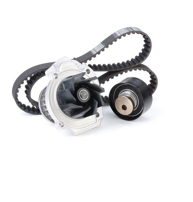 Cam belt kit BOSCH WASSERPUMPENSET Teeth Quant.: 124