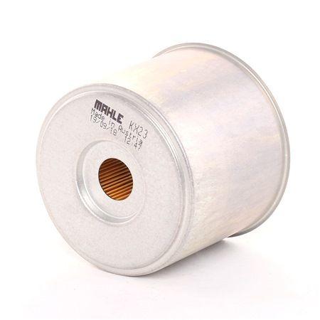 Filtro de combustible MAHLE ORIGINAL 77023096 Cartucho filtrante