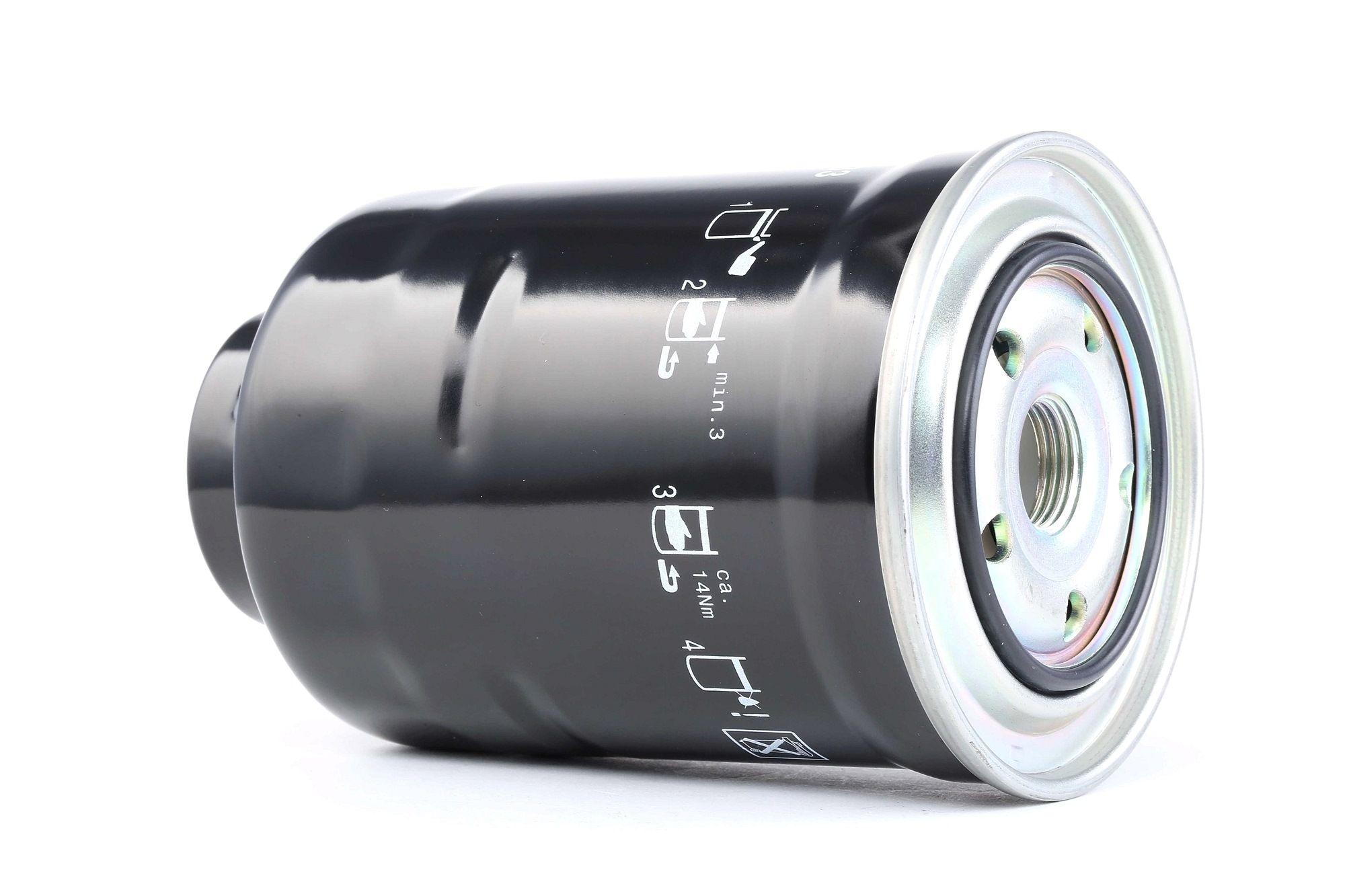 Fuel filter MAHLE ORIGINAL KC 83D rating