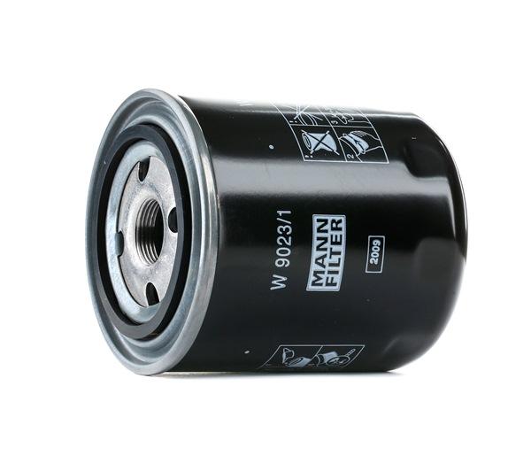 OEM Hydraulikfilter, Automatikgetriebe MANN-FILTER W90231
