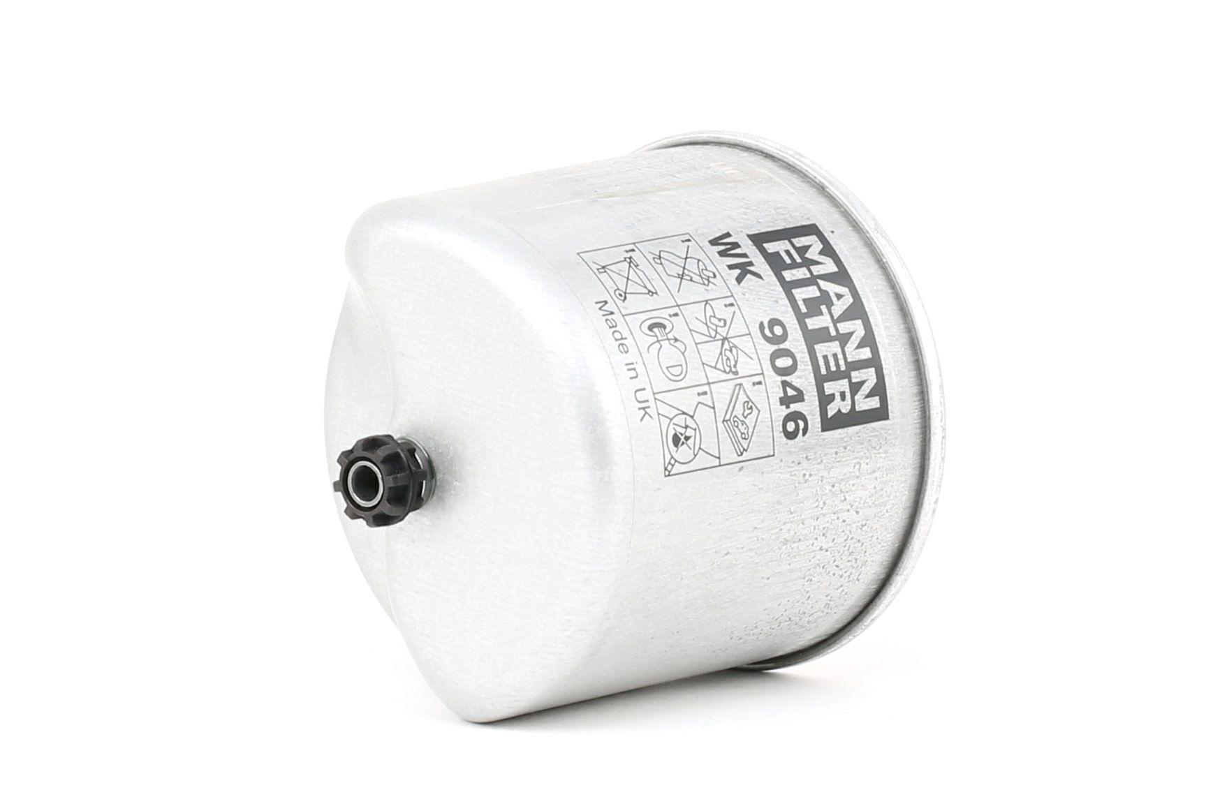 Fuel filter MANN-FILTER WK 9046 z rating
