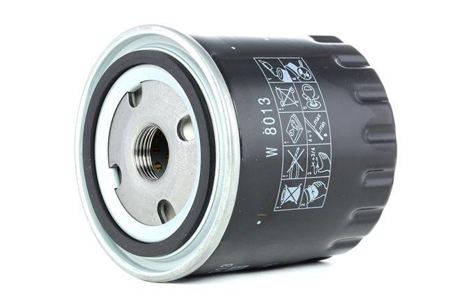Oil filter MANN-FILTER 7624488 Screw-on Filter, with one anti-return valve