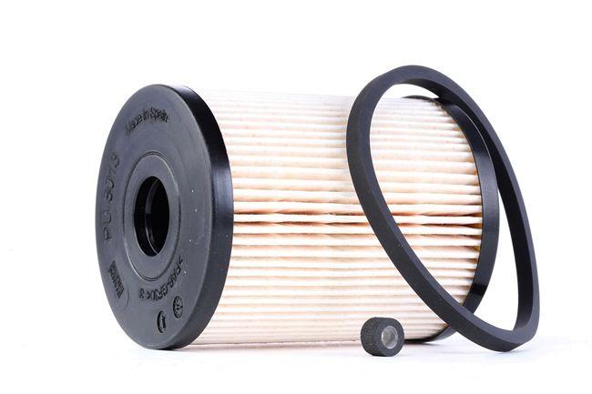 MANN-FILTER Üzemanyagszűrő Szűrőbetét, tömítésekkel