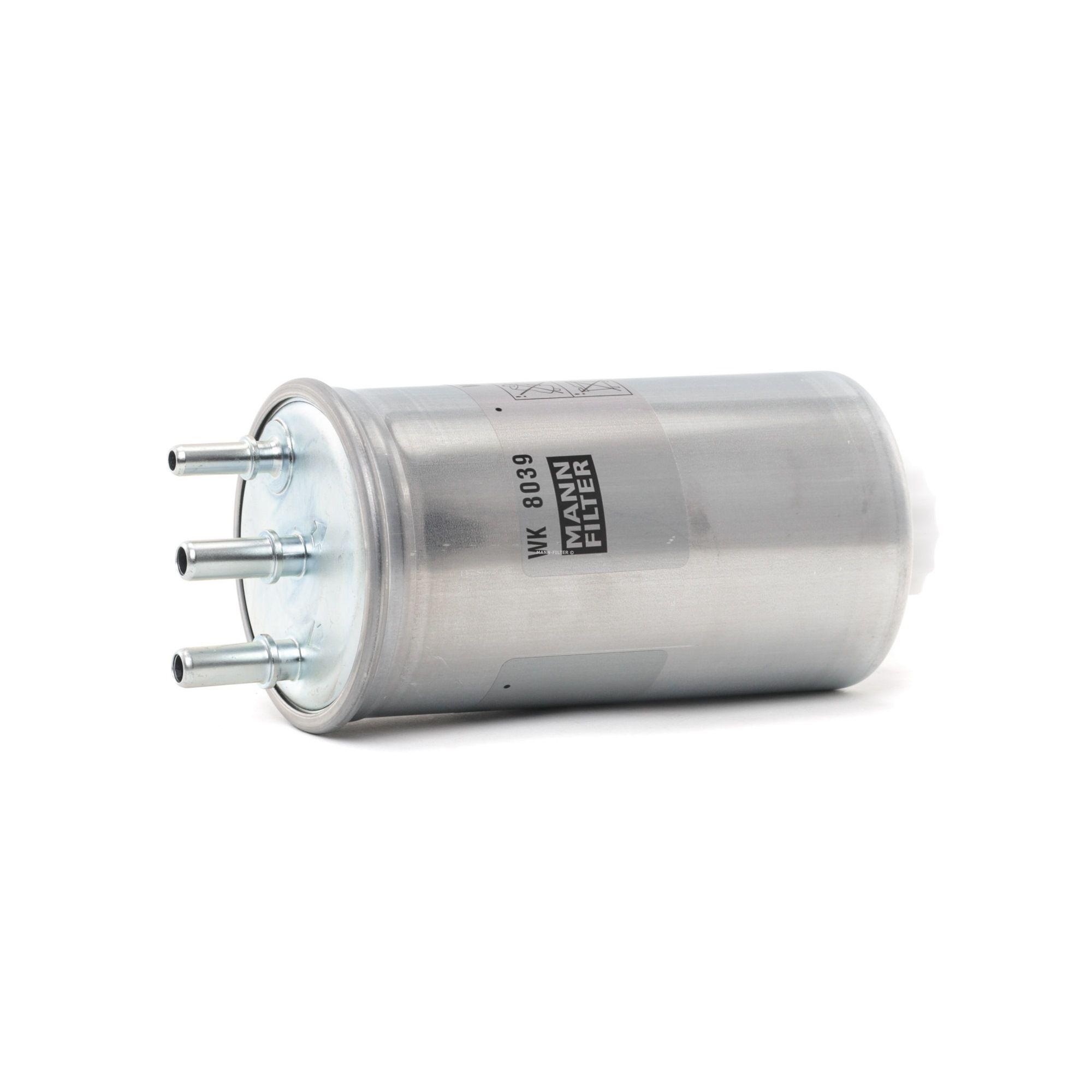 Fuel filter MANN-FILTER WK 8039 rating