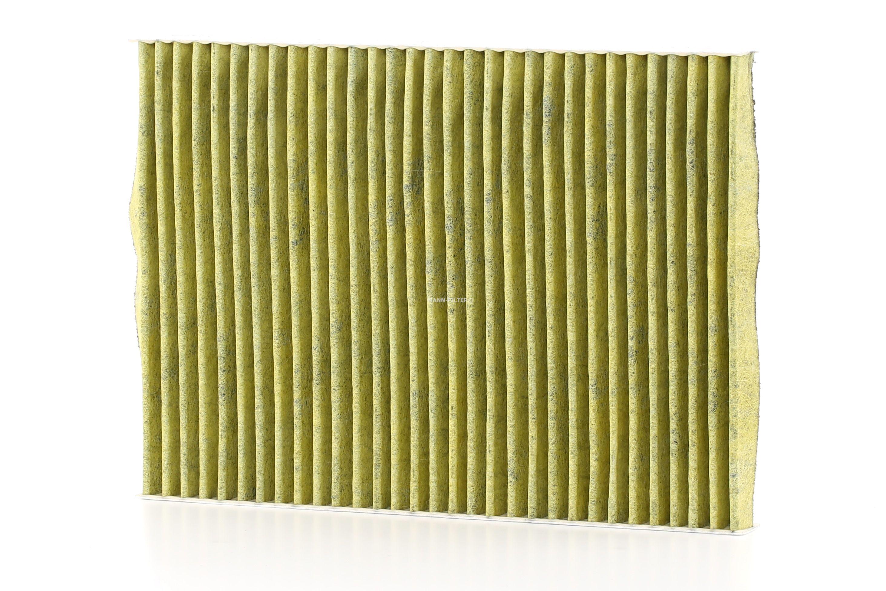 Pollenfilter MANN-FILTER FP 2862 Bewertung