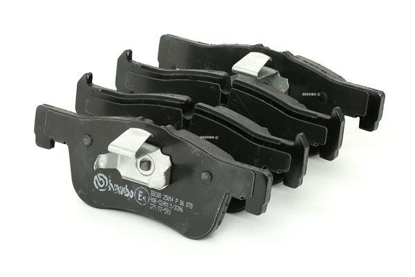 OEM Brake Pad Set, disc brake BREMBO D18179052 for BMW