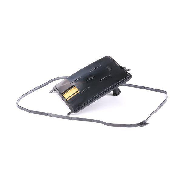 VAICO Filtro de transmisión automática JAGUAR con junta, para kit reconversión, filtro intercambiable