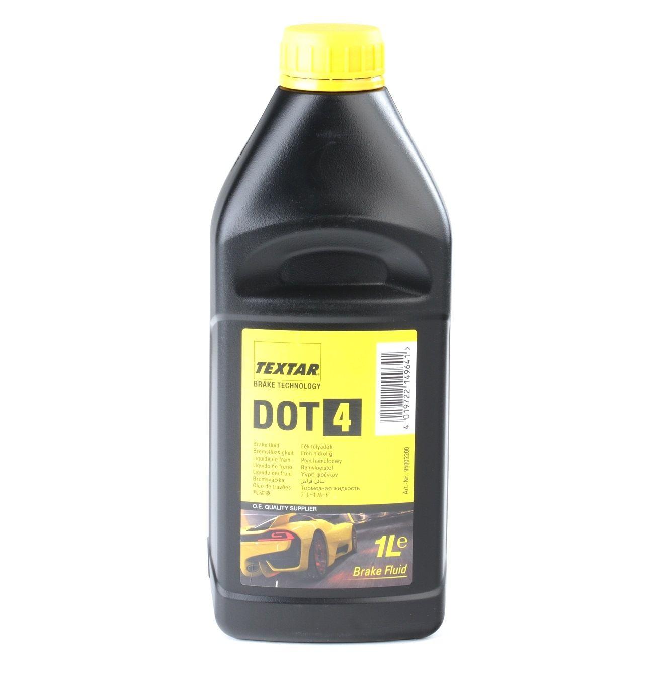 Bremsflüssigkeit TEXTAR ToyotaTSK2602G3 Bewertung