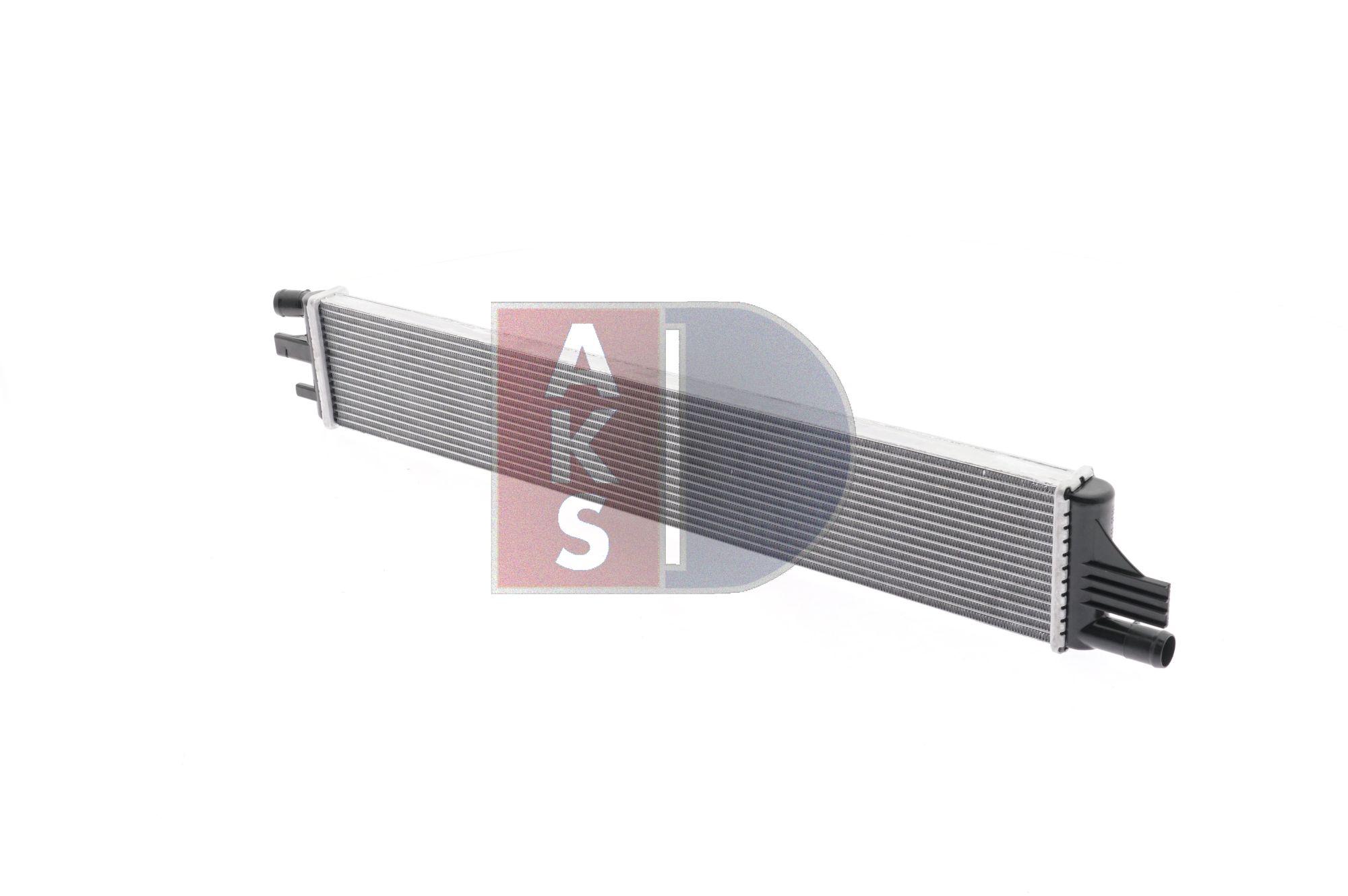 AKS DASIS Aluminium, Kühlrippen gelötet, Aluminium, Kunststoff 180098N