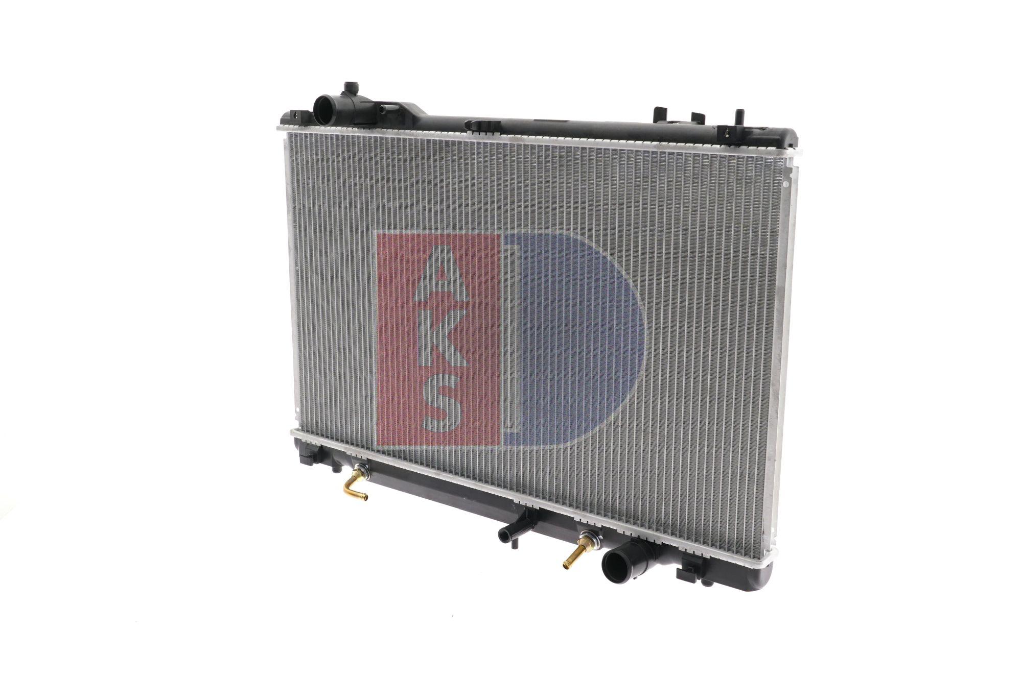 AKS DASIS 210241N Radiator engine cooling