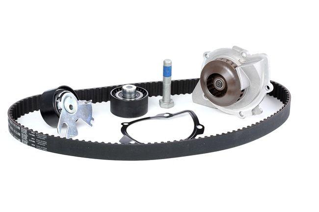 3008 I (0U_) 2010 year Water Pump & Timing Belt Set GATES WP0092