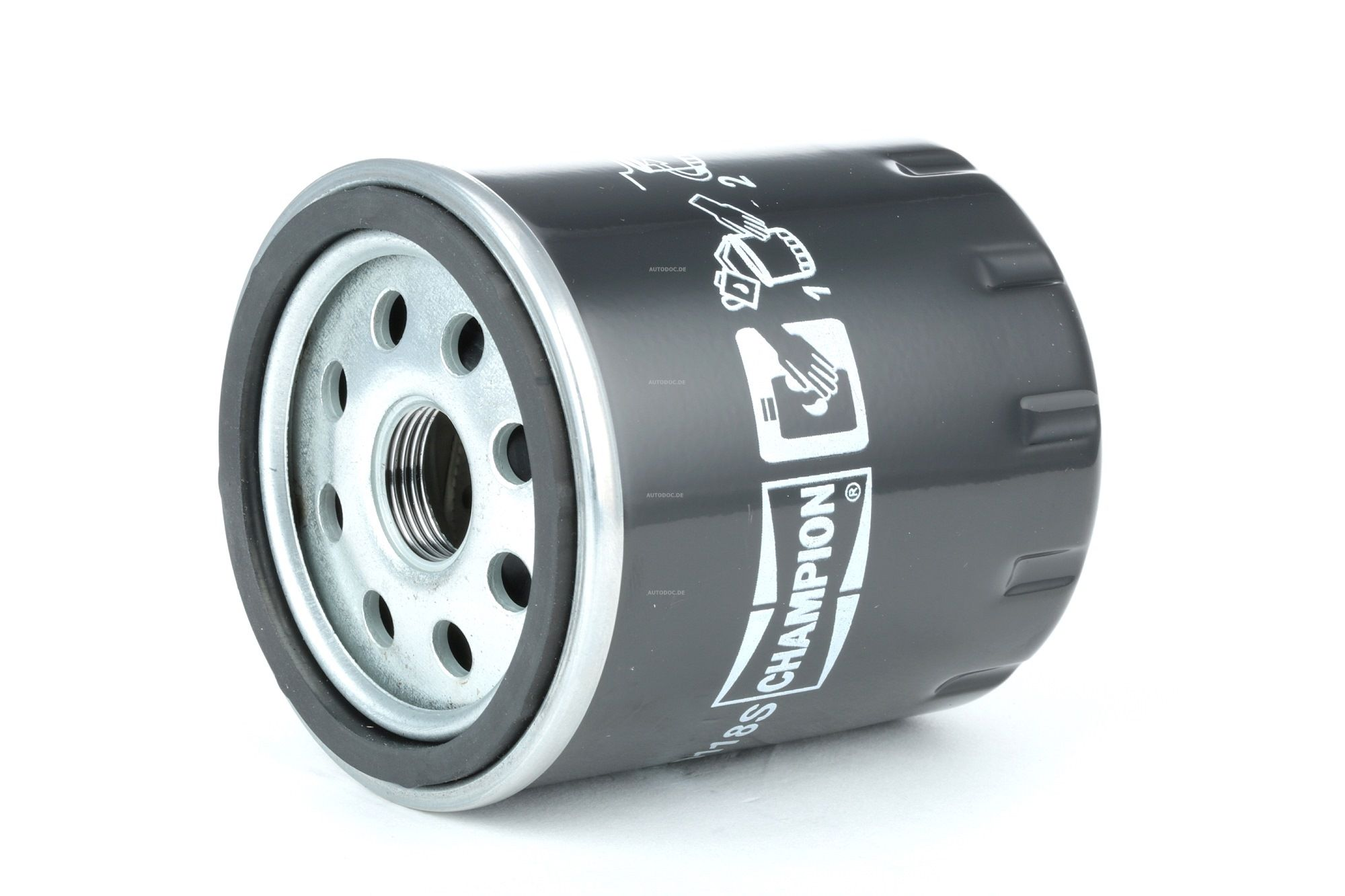 Filtro de aceite motor CHAMPION COF100118S evaluación