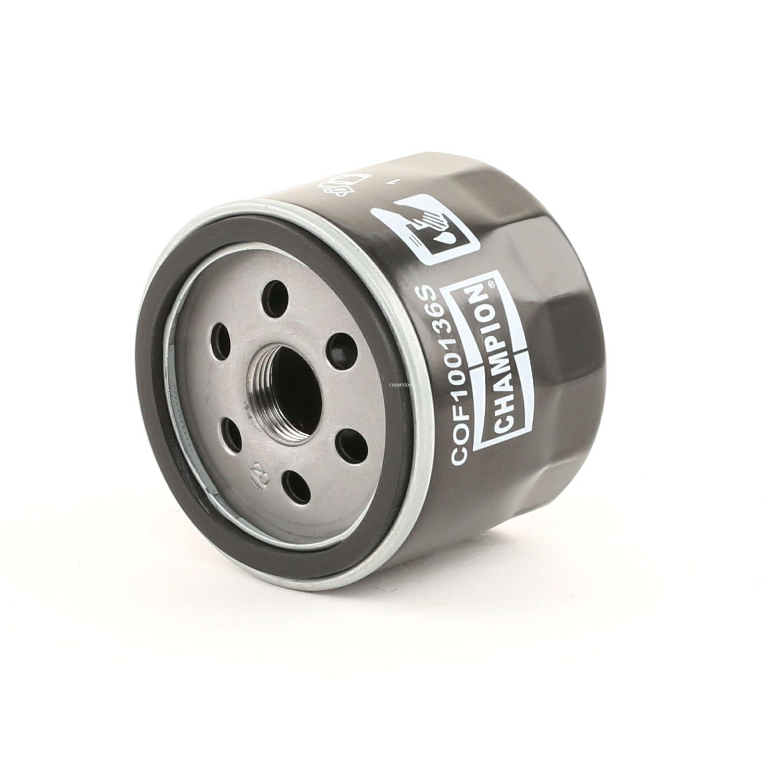 Olejový filtr CHAMPION COF100136S Hodnocení