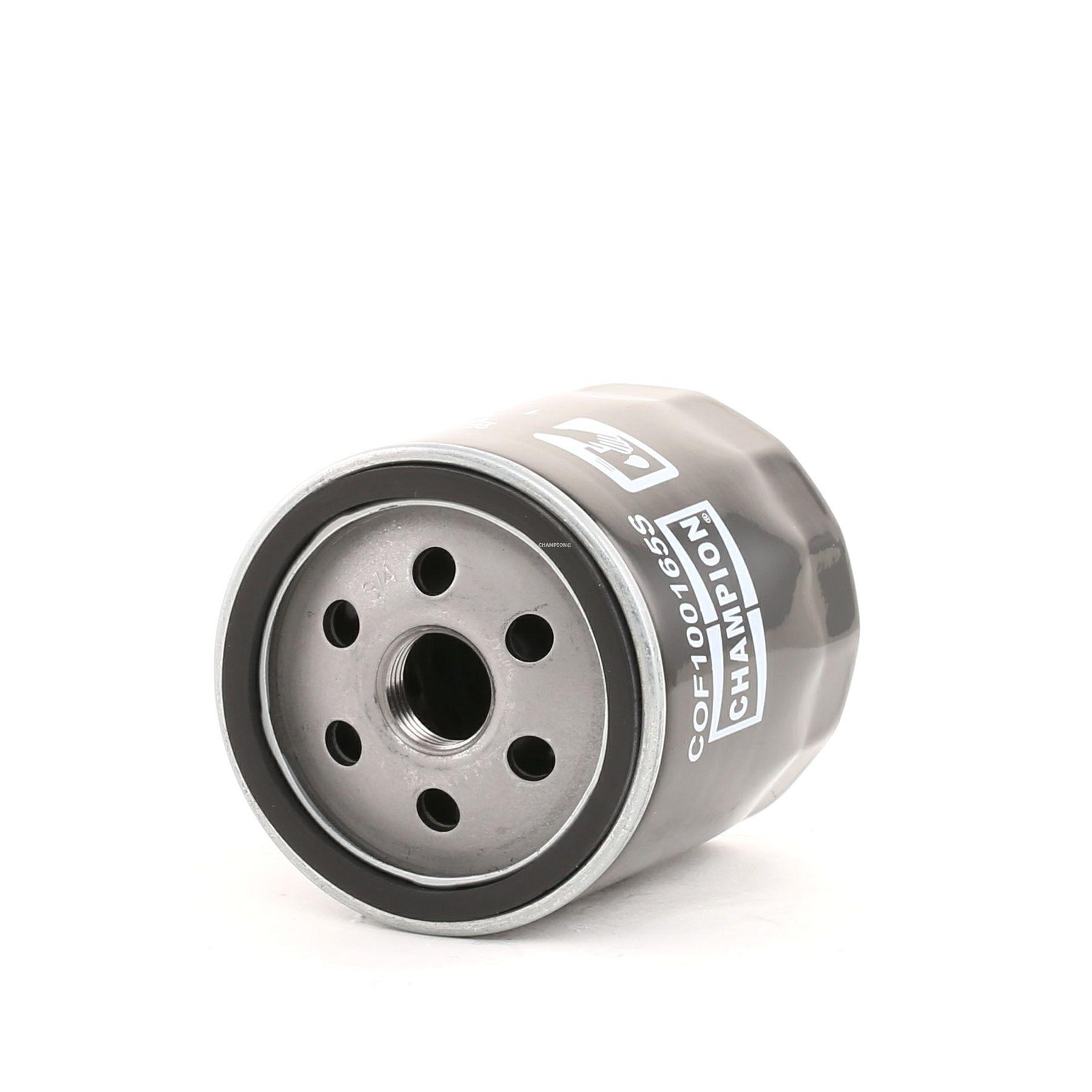Olejový filtr CHAMPION COF100165S Hodnocení