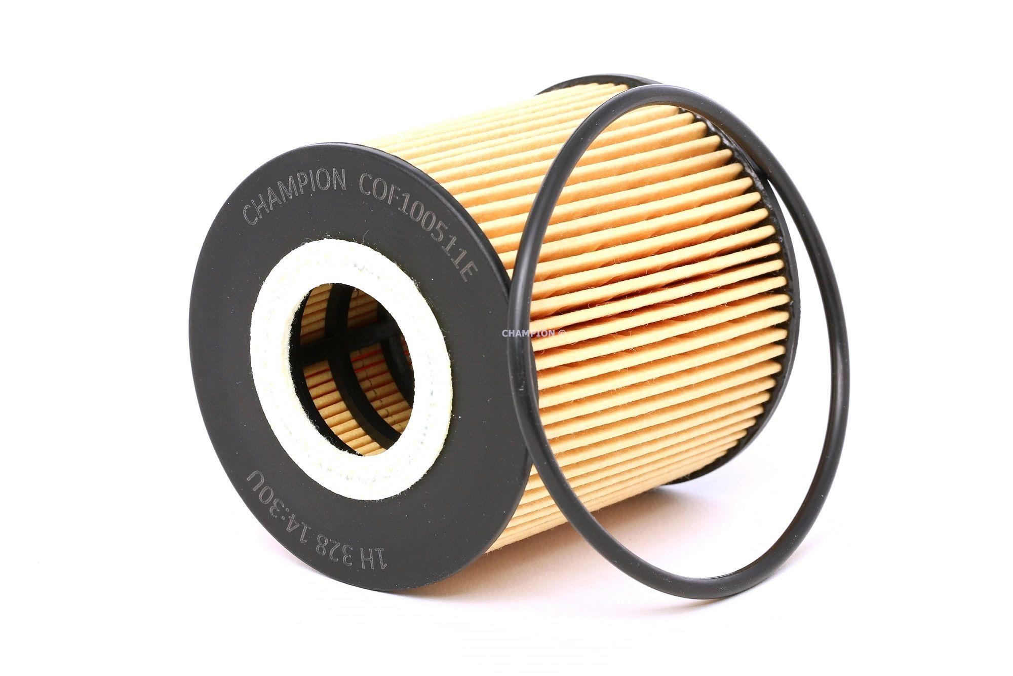 Filter CHAMPION COF100511E Bewertung