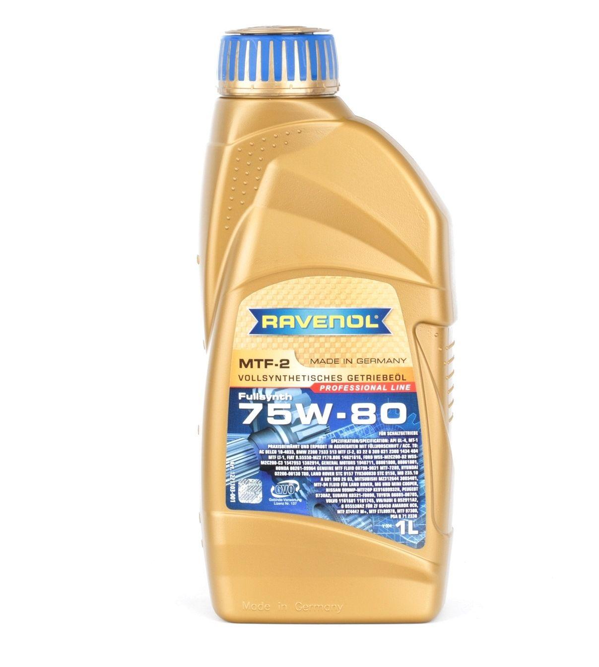 Getriebeöl RAVENOL 1221103-001-01-999 Bewertung