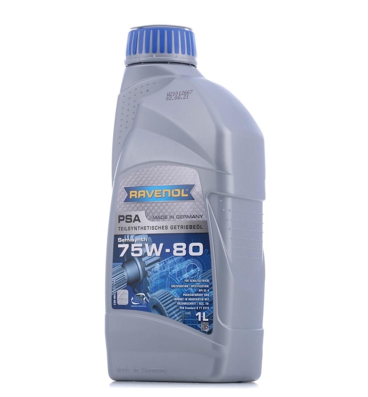 Getriebeöl RAVENOL 1222100-001-01-999 Bewertung