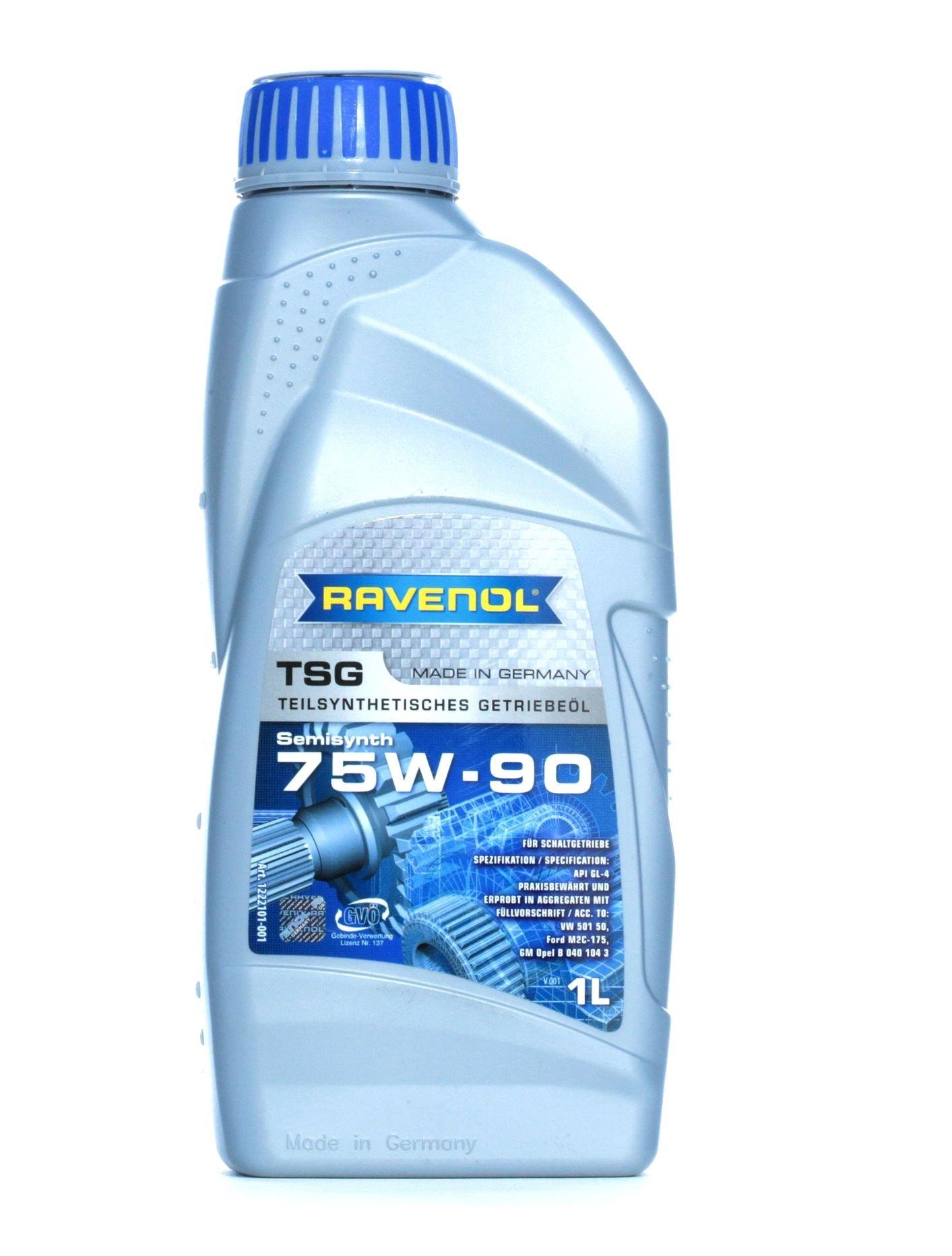 Getriebeöl RAVENOL 1222101-001-01-999 Bewertung