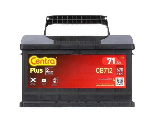 Starterbatterie CB712 ESPACE 4 (JK0/1) 2.0 Bj 2005